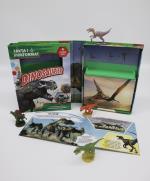 Dinosaurier - Upptäck Roliga Fakta Om Dinosauriernas Värld