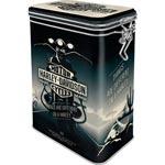 Kaffeburk / Harley-Davidson Black