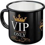 Emaljmugg / VIP