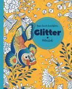 Djupa Havets Hemligheter - Glitter - Målarbok