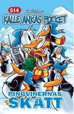 Kalle Ankas Pocket 514- Pingvinernas Skatt