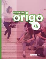 Matematik Origo 1b Upplaga 3