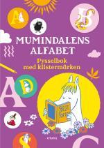 Mumindalens Alfabet - Pysselbok Med Klistermärken