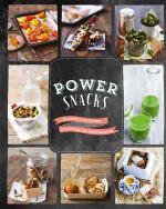 Power Snacks - 50 Nyttiga Mellanmål Fulladdade Med Näringsämnen