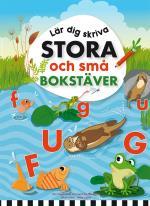 Lär Dig Skriva Stora Och Små Bokstäver