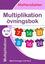 Multiplikation- Övningsbok