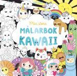 Min Stora Målarbok - Kawaii