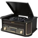 Roadstar Vintage Skivspelare, CD&DAB HIF-1898DBT