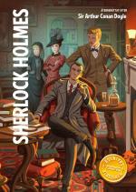 Sherlock Holmes - 3 Mysterier- De Rödhårigas Förening, Det Spräckliga Bandet Och En Skandal I Böhmen