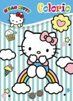 Hello Kitty - Målarbok