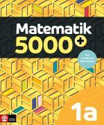 Matematik 5000+ Kurs 1a Gul Lärobok