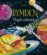 Rymden - Magisk Målarbok