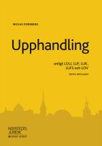 Upphandling - Enligt Lou, Luf, Luk, Lufs Och Lov