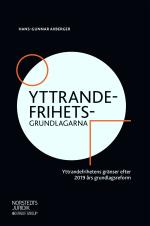 Yttrandefrihetsgrundlagarna - Yttrandefrihetens Gränser Efter 2019 Års Grundlagsreform