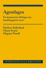 Agentlagen - En Kommentar Till Lagen Om Handelsagentur M.m.
