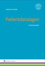 Patientdatalagen - En Kommentar