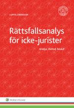 Rättsfallsanalys För Icke-jurister - Analys, Metod, Beslut