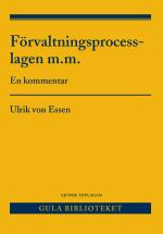 Förvaltningsprocesslagen M.m. - En Kommentar