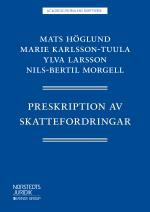 Preskription Av Skattefordringar
