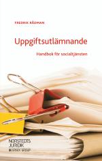 Uppgiftsutlämnande - Handbok För Socialtjänsten