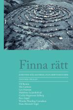 Finna Rätt - Juristens Källmaterial Och Arbetsmetoder