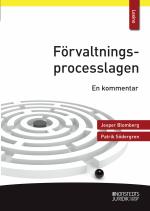 Förvaltningsprocesslagen - En Kommentar