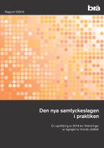 Den Nya Samtyckeslagen I Praktiken. Brå Rapport 2020-6 - En Uppföljning Av