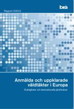 Anmälda Och Uppklarade Våldtäkter I Europa. Brå Rapport 2020-2 - Svårighete