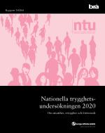 Nationella Trygghetsundersökningen Ntu 2020. Brå Rapport 2020-8 - Om Utsatt
