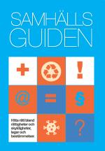 Samhällsguiden 2021 - En Handbok I Offentlig Service
