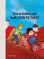 Stora Boken Om Karlsson På Taket