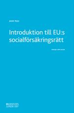 Introduktion Till Eu-s Socialförsäkringsrätt