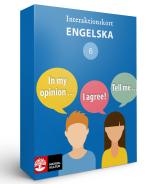 Interaktionskort Engelska Åk 6