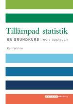 Tillämpad Statistik - En Grundkurs