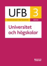 Ufb 3 Universitet Och Högskolor 2021/22