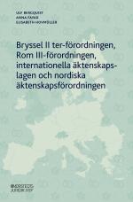 Internationella Äktenskapslagen, Bryssel Ii Ter-förordningen, Rom Iii-föror