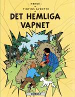 Tintins Äventyr 18- Det Hemliga Vapnet