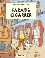 Tintins Äventyr 4- Faraos Cigarrer