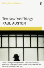 New York Trilogy - Faber Modern Classics