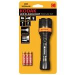 Kodak LED Focus 157 Ficklampa 1000mW + 3 AAA