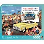 Pussel / GM Beach is Buzzin` 1000 pcs