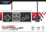 Retro-Bit 8-Bit Classic Controller