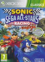 Sonic & Sega ASR CLASS