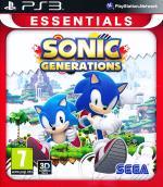 Sonic Generations Essentials