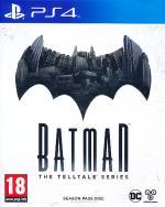 Batman Telltale Series PS4