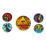 Pins / Zelda