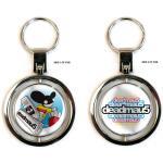 Deadmau5: Keychain/Papermou5 (Spinner)