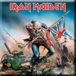 Iron Maiden: Fridge Magnet/The Trooper