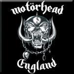 Motörhead: Fridge Magnet/England