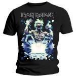Iron Maiden: Unisex T-Shirt/Speed of Light (XX-Large)
